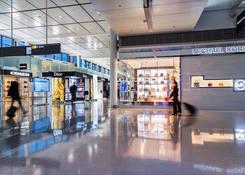 Dulles International Airport :