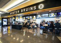 Boston Logan International Airport: